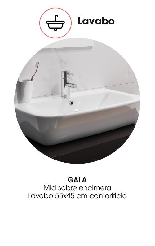 Interiores baño